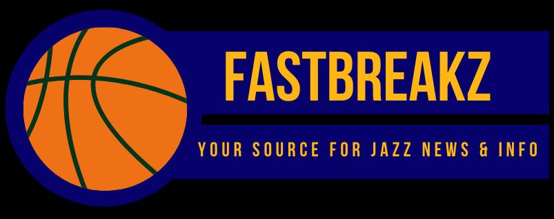 Fastbreakz Utah Jazz logo